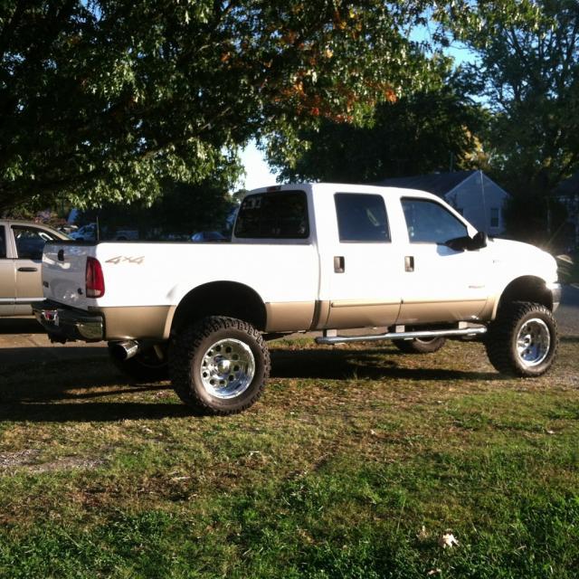 5 Inch Exhaust Ford Powerstroke Diesel Forum