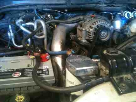 Battery cable wire size - Ford Powerstroke Diesel Forum
