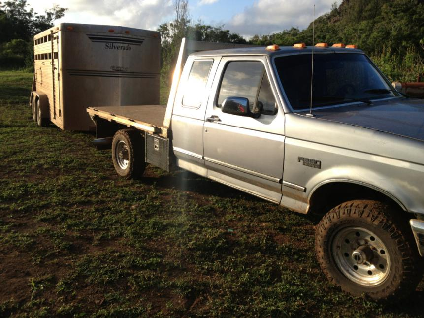 Show Me Your Obs Flatbeds Ford Powerstroke Diesel Forum