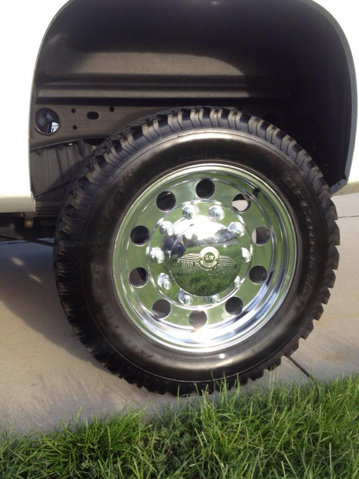 Which Wheels Should I Use Ford Powerstroke Diesel Forum