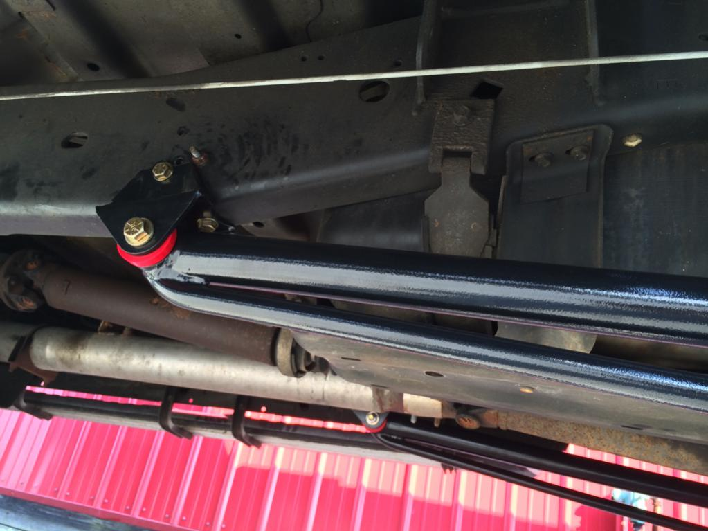 Pro Comp Traction Bars Info Ford Powerstroke Diesel Forum
