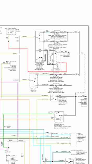Astounding 1996 Ford F250 Fuel Wiring Diagram Contemporary - Best ...