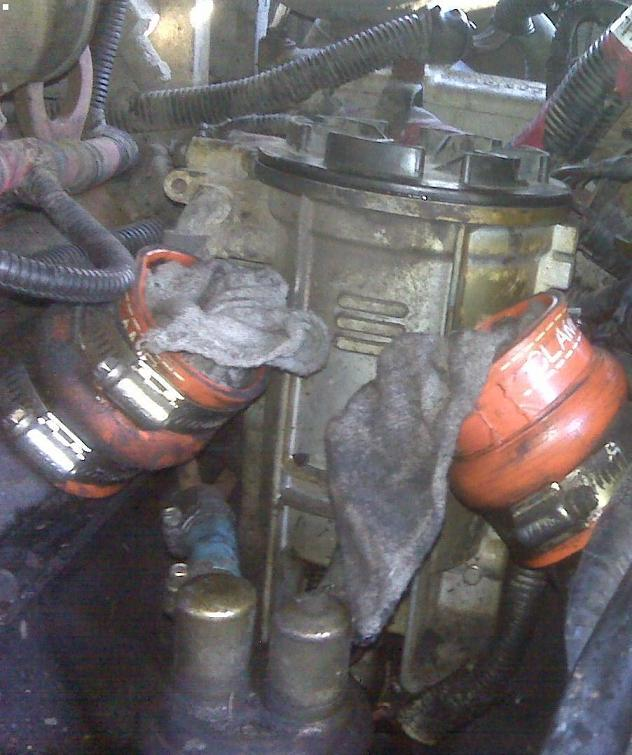 Ford 7.3 Powerstroke Fuel System