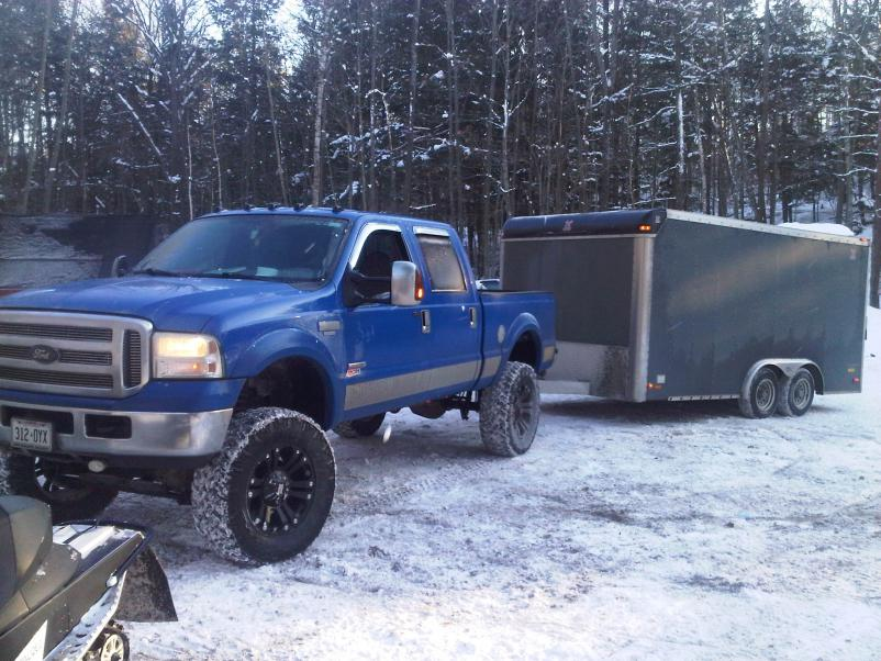 No INFO on my F250 Color.. SONIC BLUE?was it limited ...