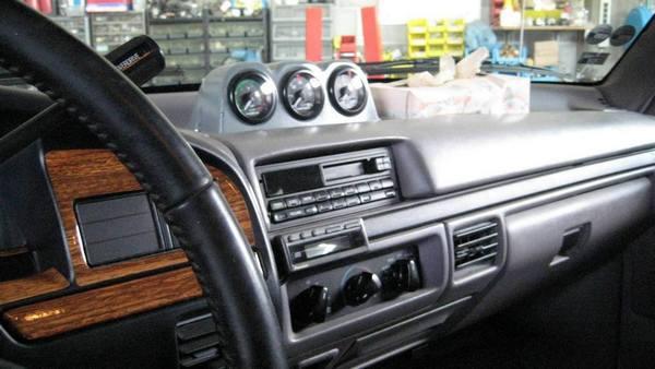 Diesel Mechanic Tools >> Gauge Mounting in OBS - Page 3 - Ford Powerstroke Diesel Forum