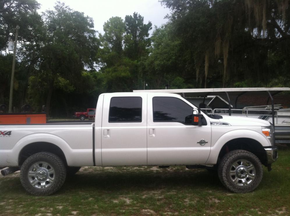 295 65 20 Vs 35 12 50 20 Ford Powerstroke Diesel Forum