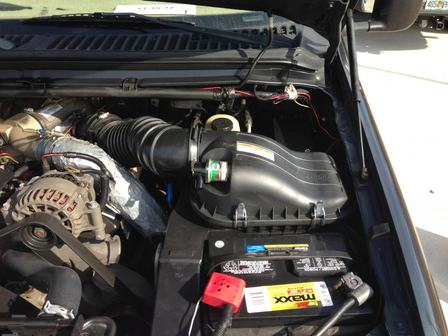 Ford Truck Enthusiasts >> Ford AIS Intake Install - Ford Powerstroke Diesel Forum