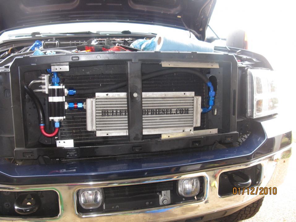Ford 6.0 Powerstroke >> Oil Cooler Delete - Page 8 - Ford Powerstroke Diesel Forum