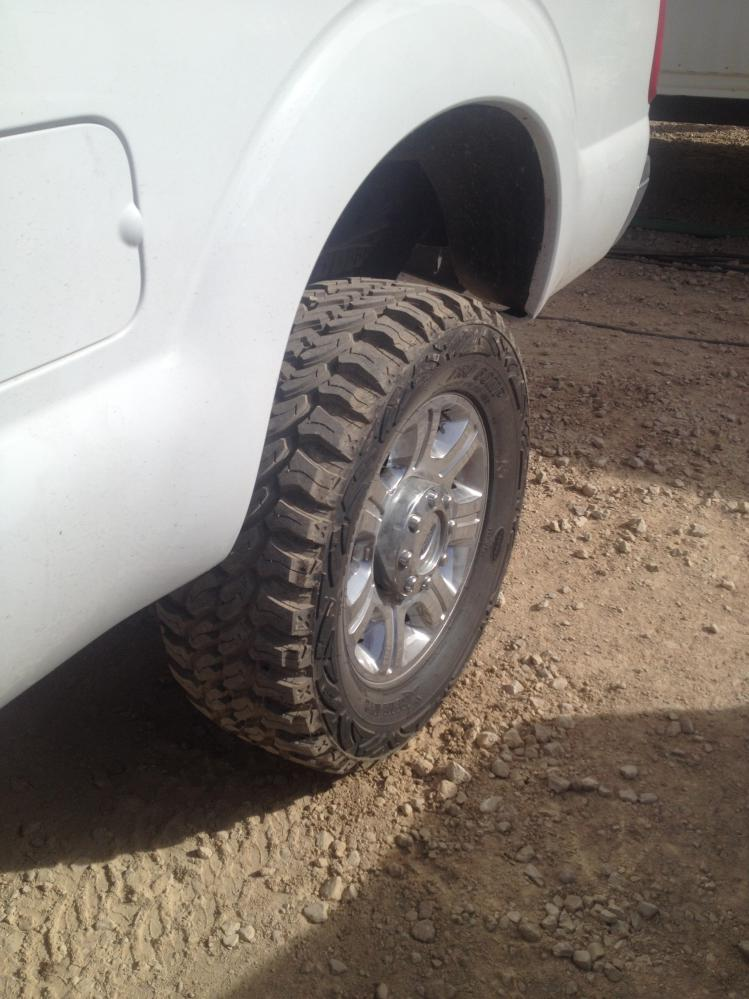 New Pro Comp Xtreme Mt2 Any Reviews Ford Powerstroke Diesel Forum