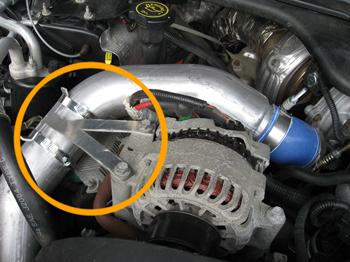 Radiator Not Getting Hot >> Intercooler pipe (hot side) - Page 4 - Ford Powerstroke Diesel Forum