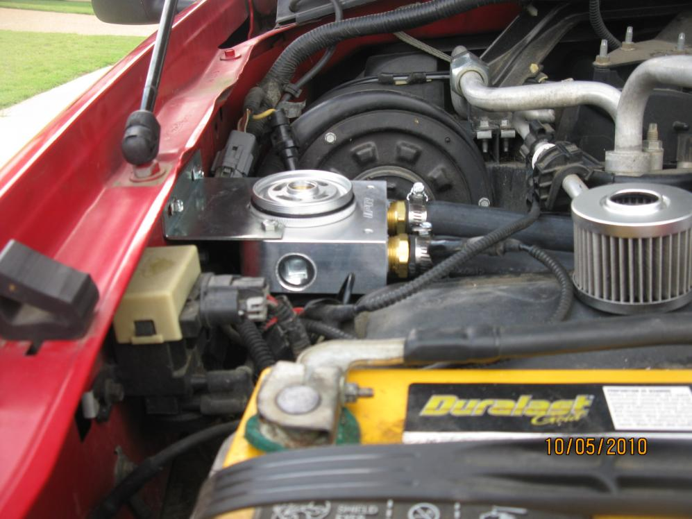 ipr high flow coolant filter impressions - ford powerstroke diesel forum