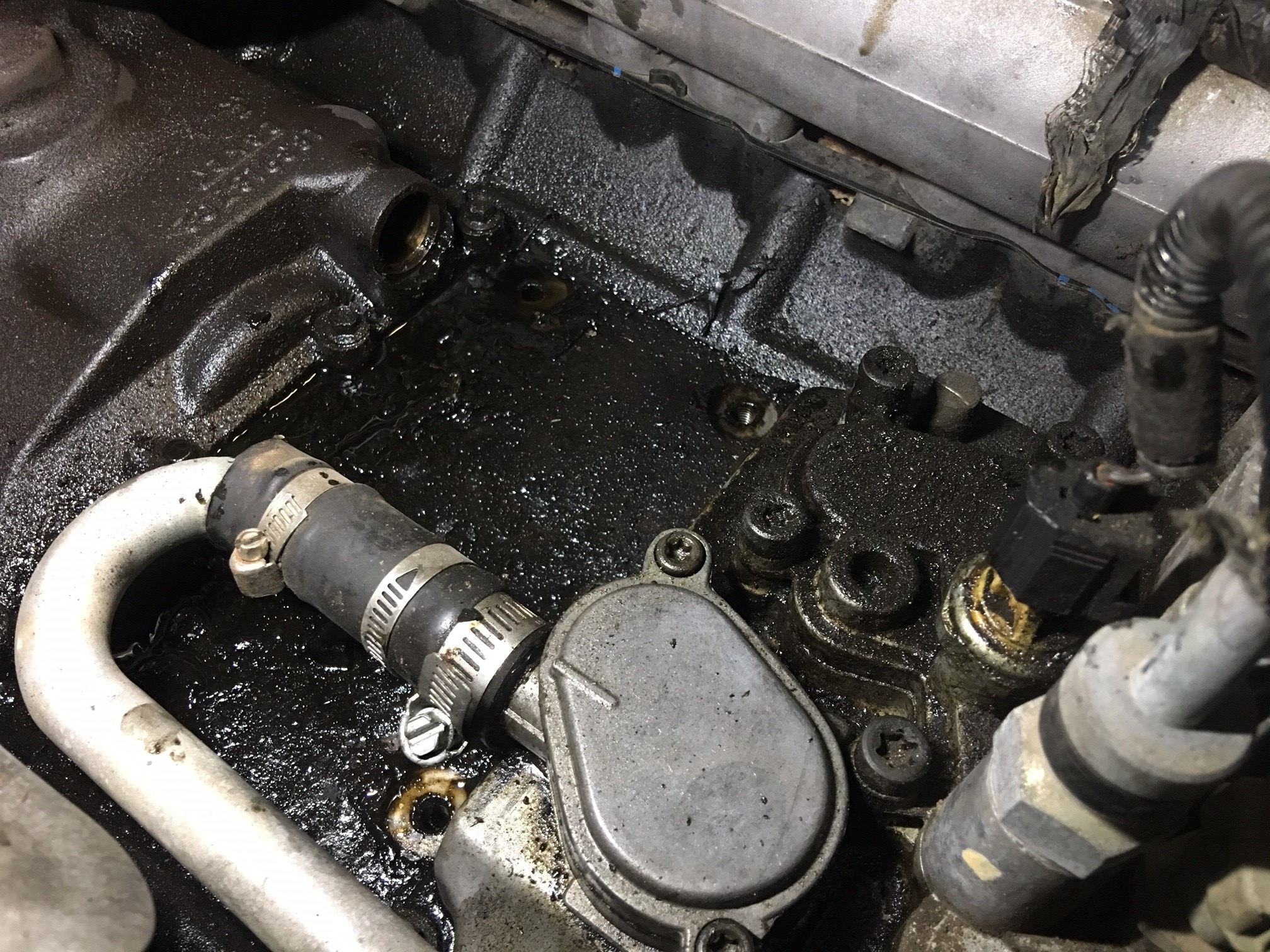 Maxresdefault in addition  together with D Oil Leak Under Turbo Drain Back Culprit Img as well Hqdefault moreover Picture Php Pictureid Ec Bf Dced Cc A F Ba Baf Cc Cd. on icp sensor