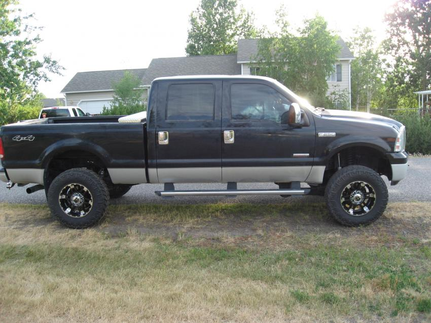 2005 Super Duty Lift And Tires Ford Powerstroke Diesel Forum
