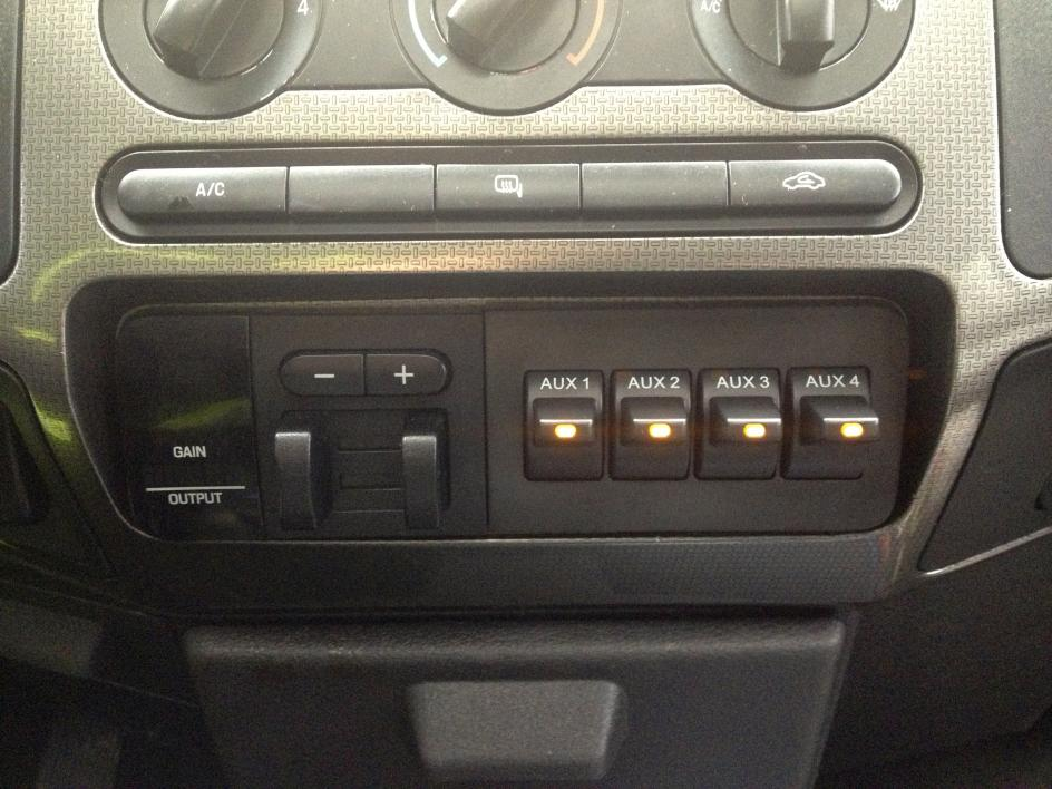 Upfitter switch install questions - Ford Powerstroke ...