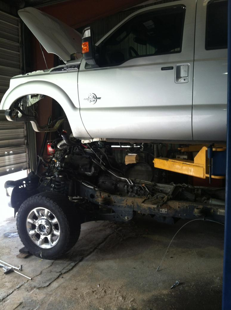 6.7 Powerstroke Problems >> 2011 6.7L Coolant Disappearing? - Page 2 - Ford ...