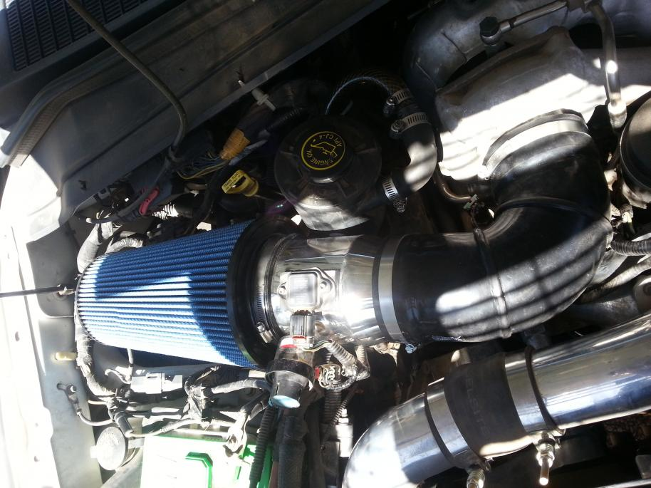 Hissing sound/Air Leak - Ford Powerstroke Diesel Forum