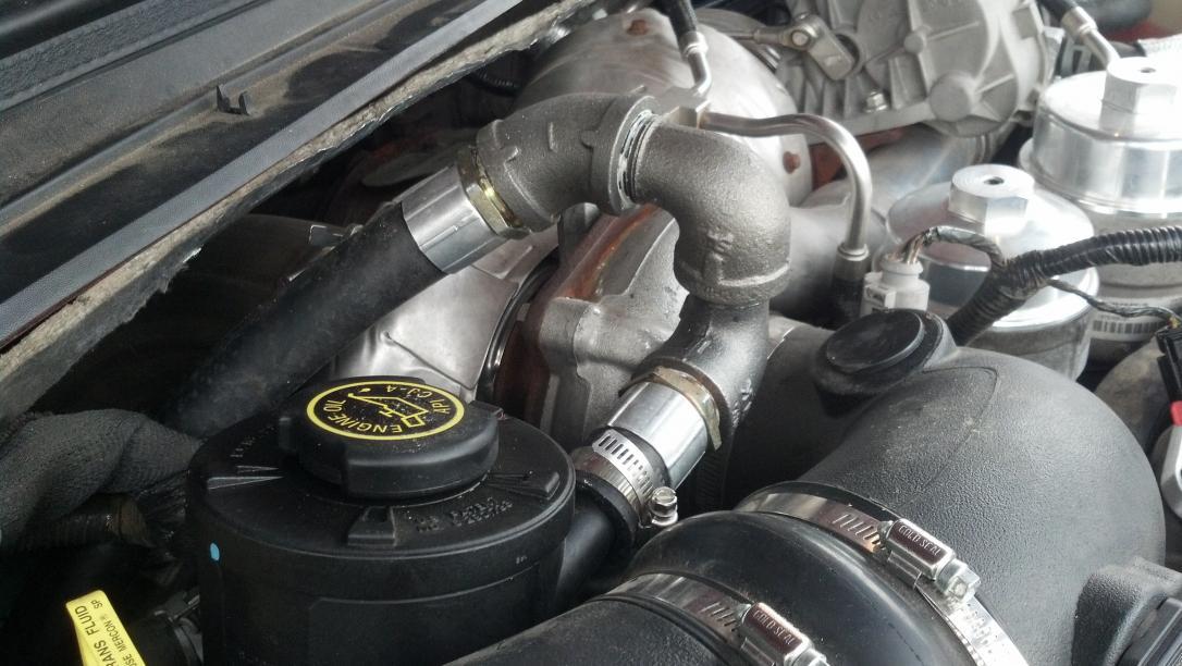 6.4L CCV mod - Ford Powerstroke Diesel Forum