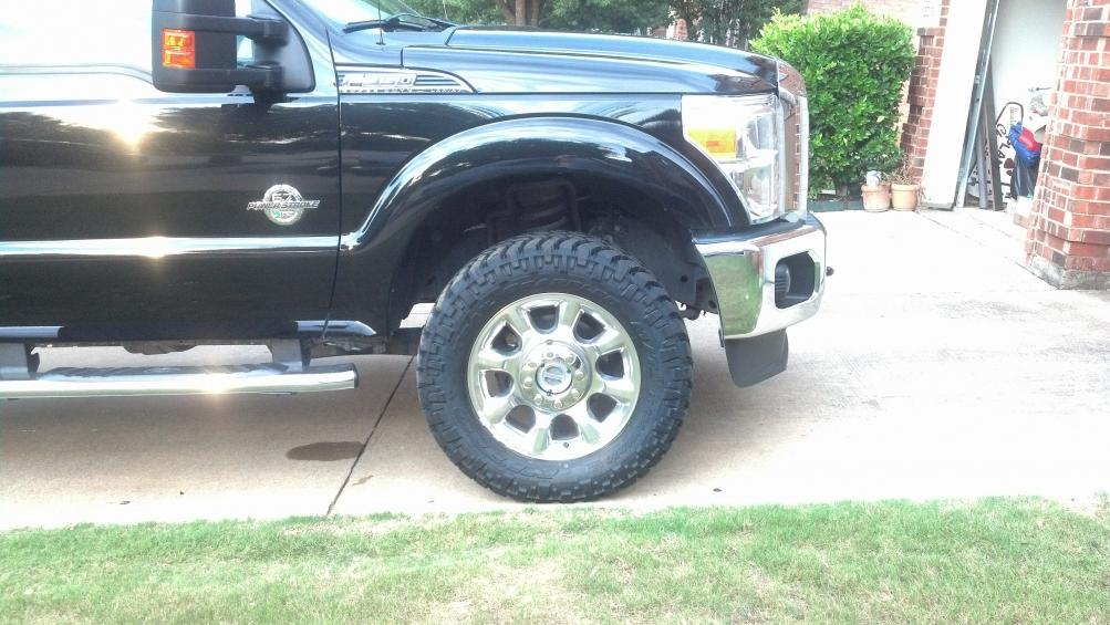 2011 f 350 29560 20 trail grapplers installed perfect size click image for larger version name img20130701195511472g views 6365 size 984 sciox Gallery