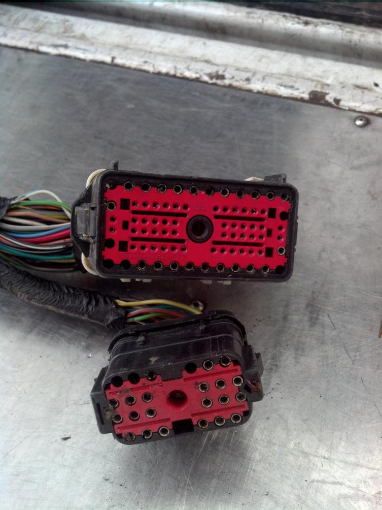 1994 psd to 1996 psd cab wiring harness swap questions