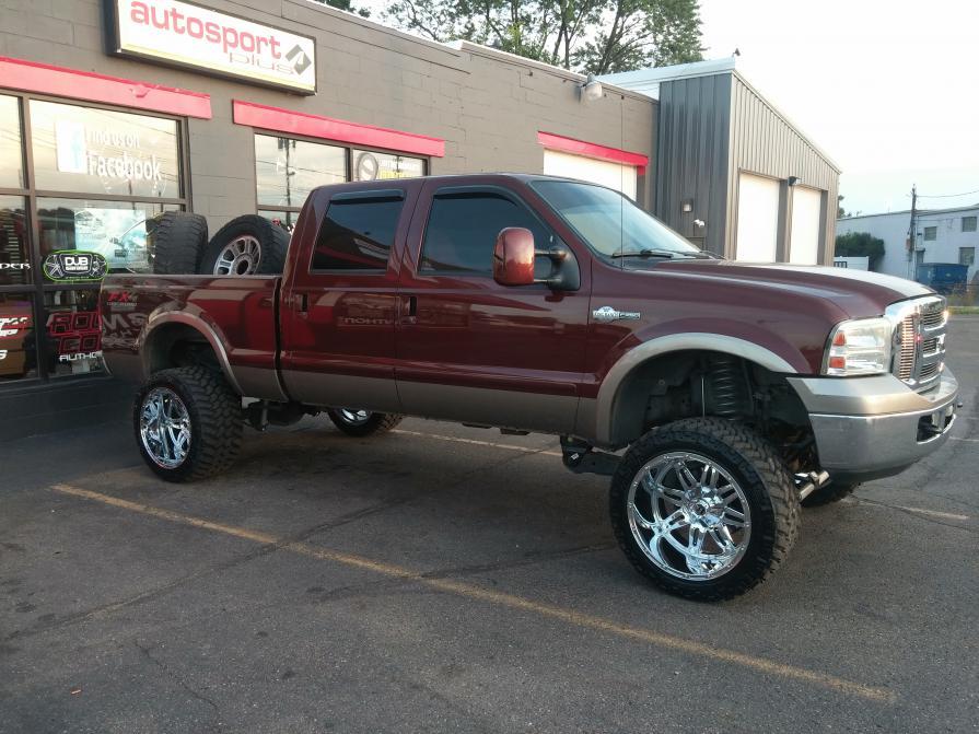 Ford 6.0 Diesel >> 6.0 King Ranch Build - Ford Powerstroke Diesel Forum