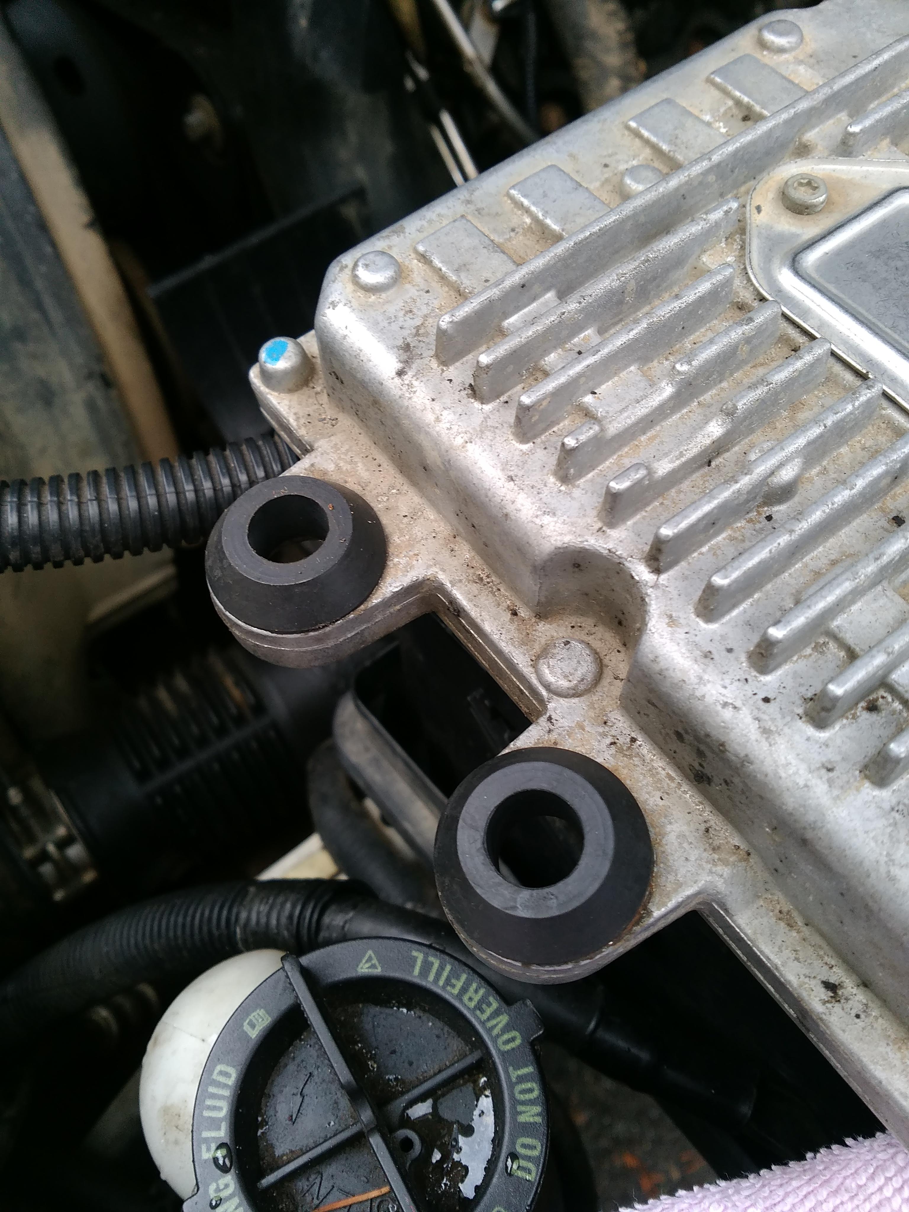 Ford 6.0 Diesel >> FICM Mounts - Ford Powerstroke Diesel Forum
