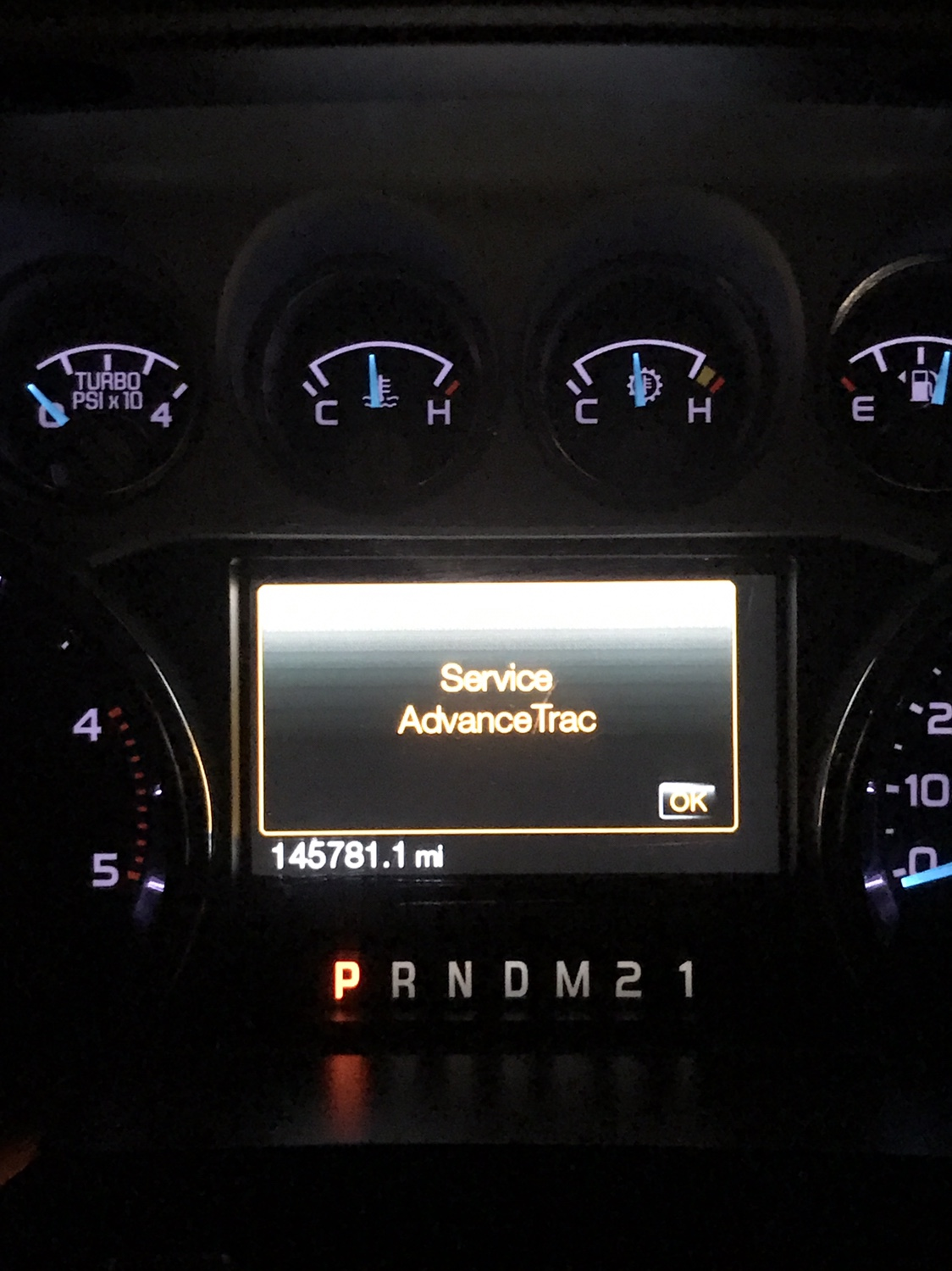 6.7 Powerstroke Problems >> Hill descent control fault and advance trac - Ford ...