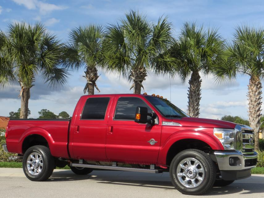 My 2015 Ruby Red F350 Lariat Ford Powerstroke Diesel Forum