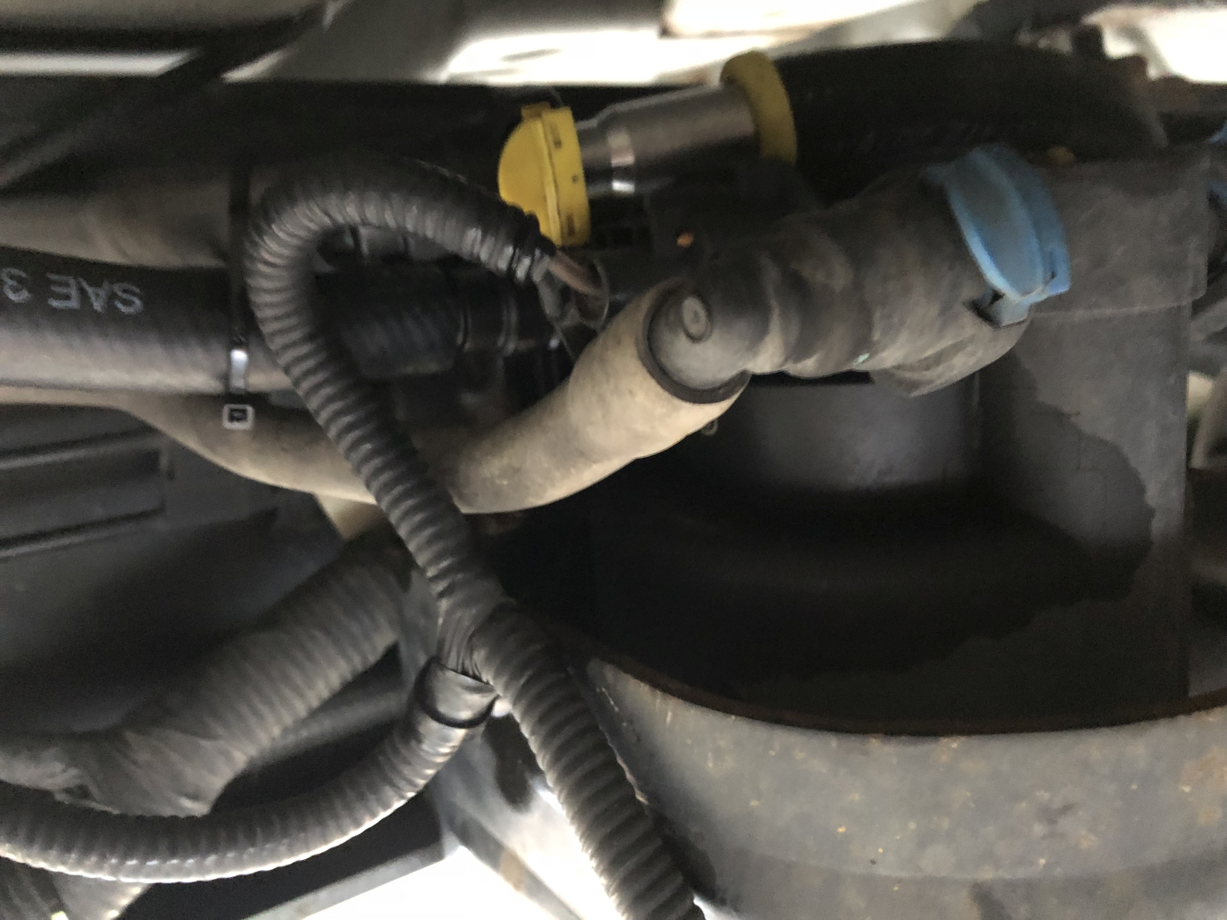 fuel filter water seperator kit page  ford powerstroke diesel forum