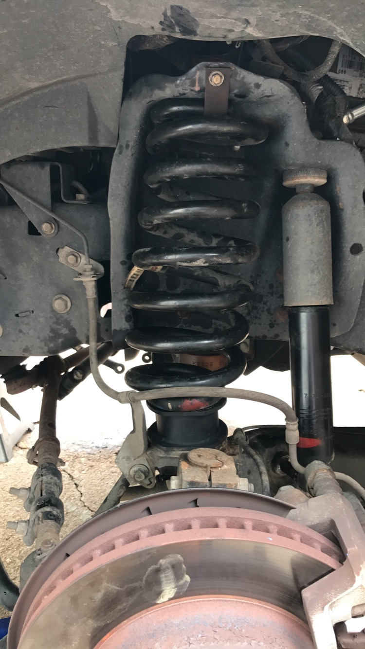 The SEMI-COMPREHENSIVE guide to 2wd F250 and F350 leveling ...