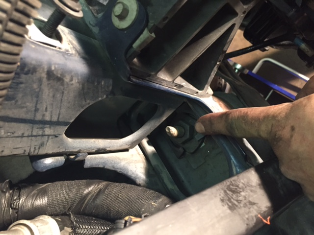 Frame bushing issues? - Ford Powerstroke Diesel Forum