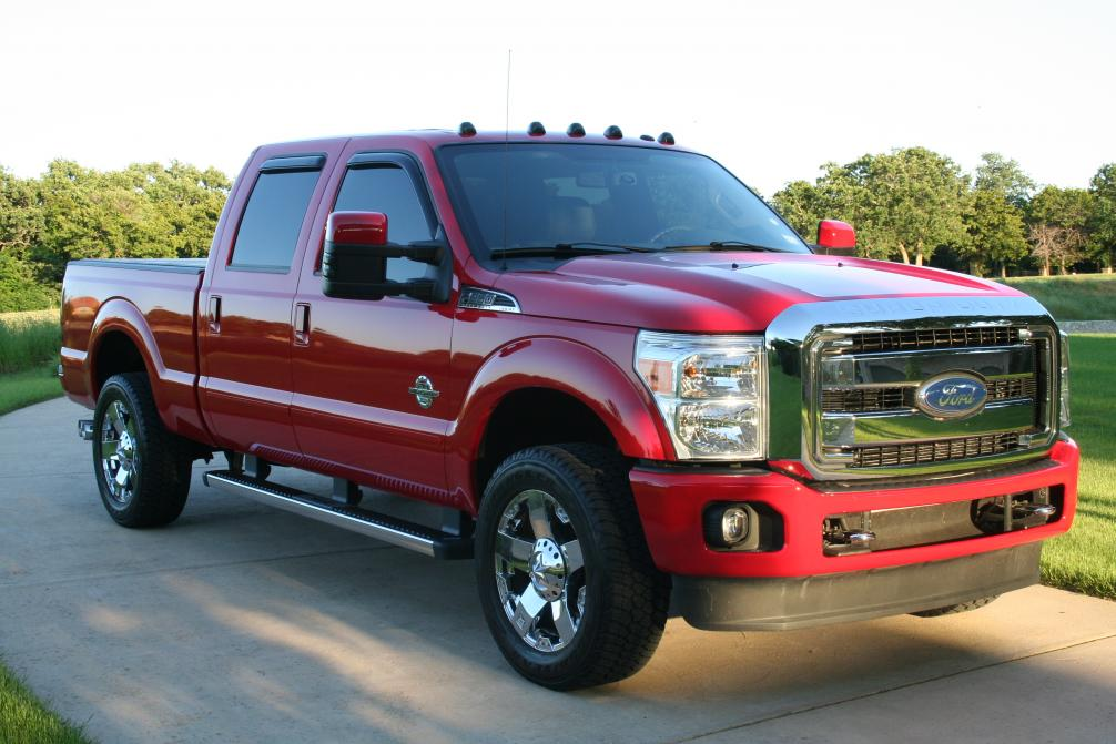 Custom 2012 King Ranch F 250 Page 5 Ford Powerstroke
