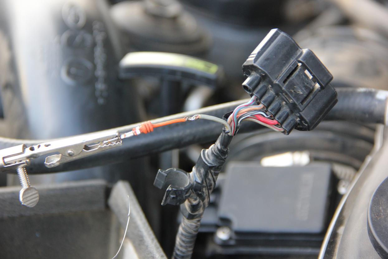Maf  Iat1 Sensor Lead Pin Change