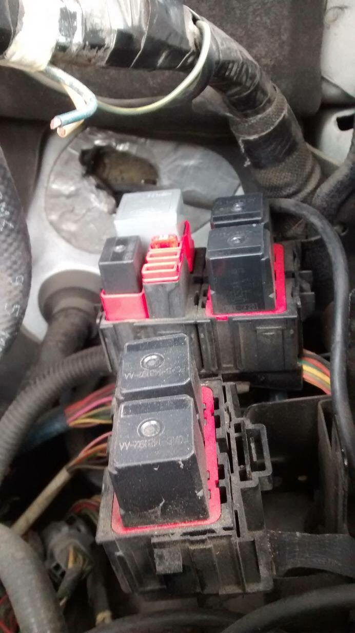 No trailer lights or brake controller - Ford Powerstroke ...