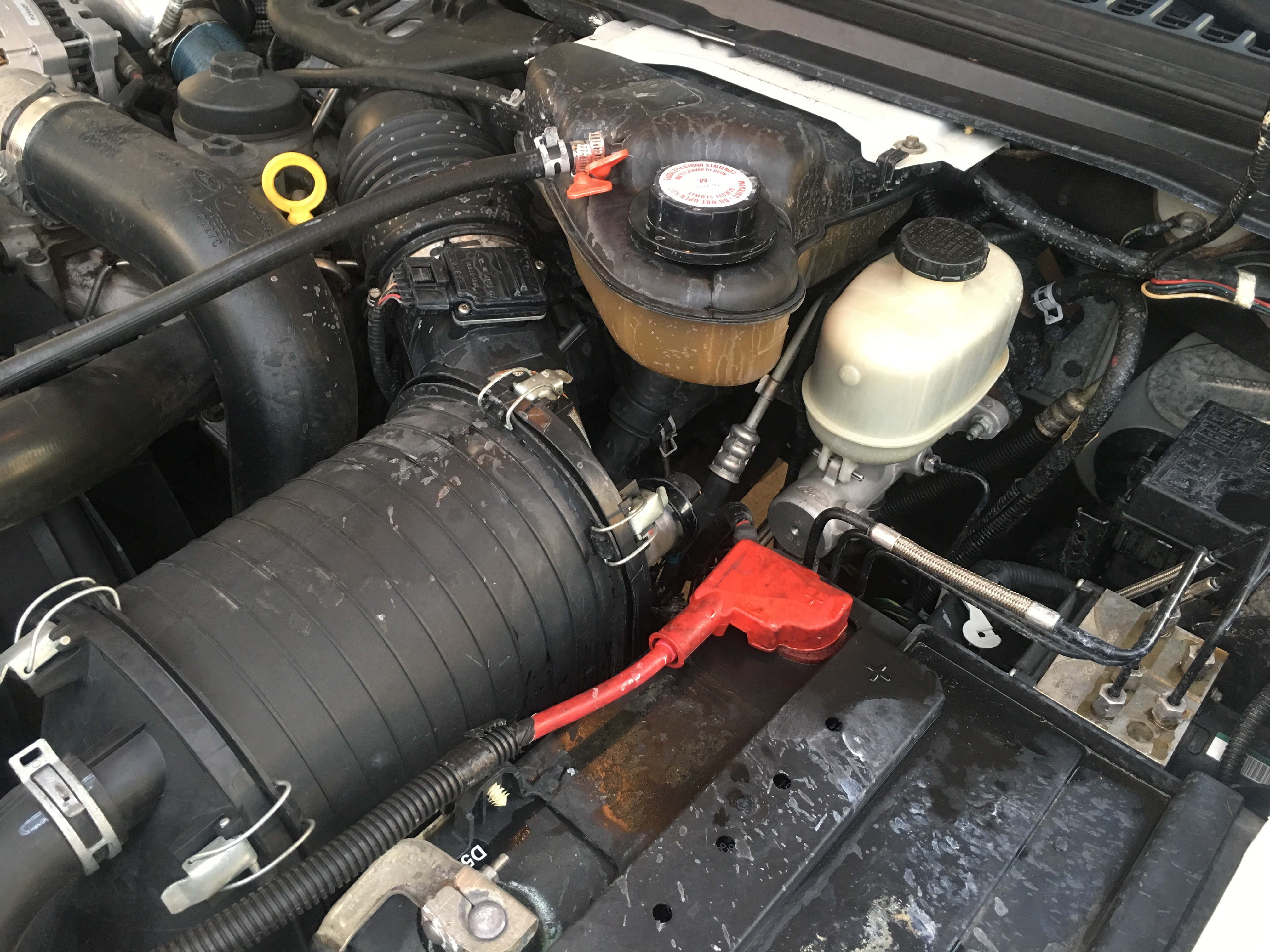Ford 6.0 Problems >> Blowing Coolant out of reservoir tank - Ford Powerstroke Diesel Forum