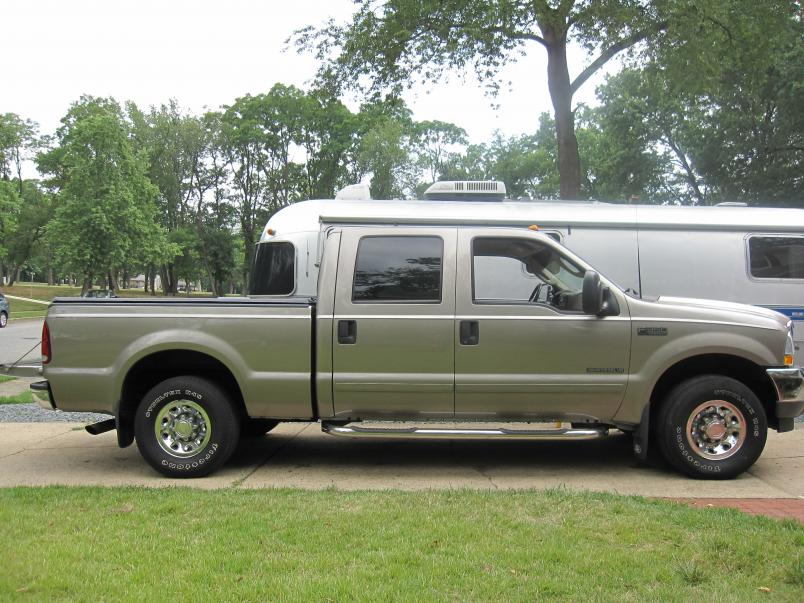 Ford Camber >> F350 2wd leveling kit before and after pics - Ford Powerstroke Diesel Forum
