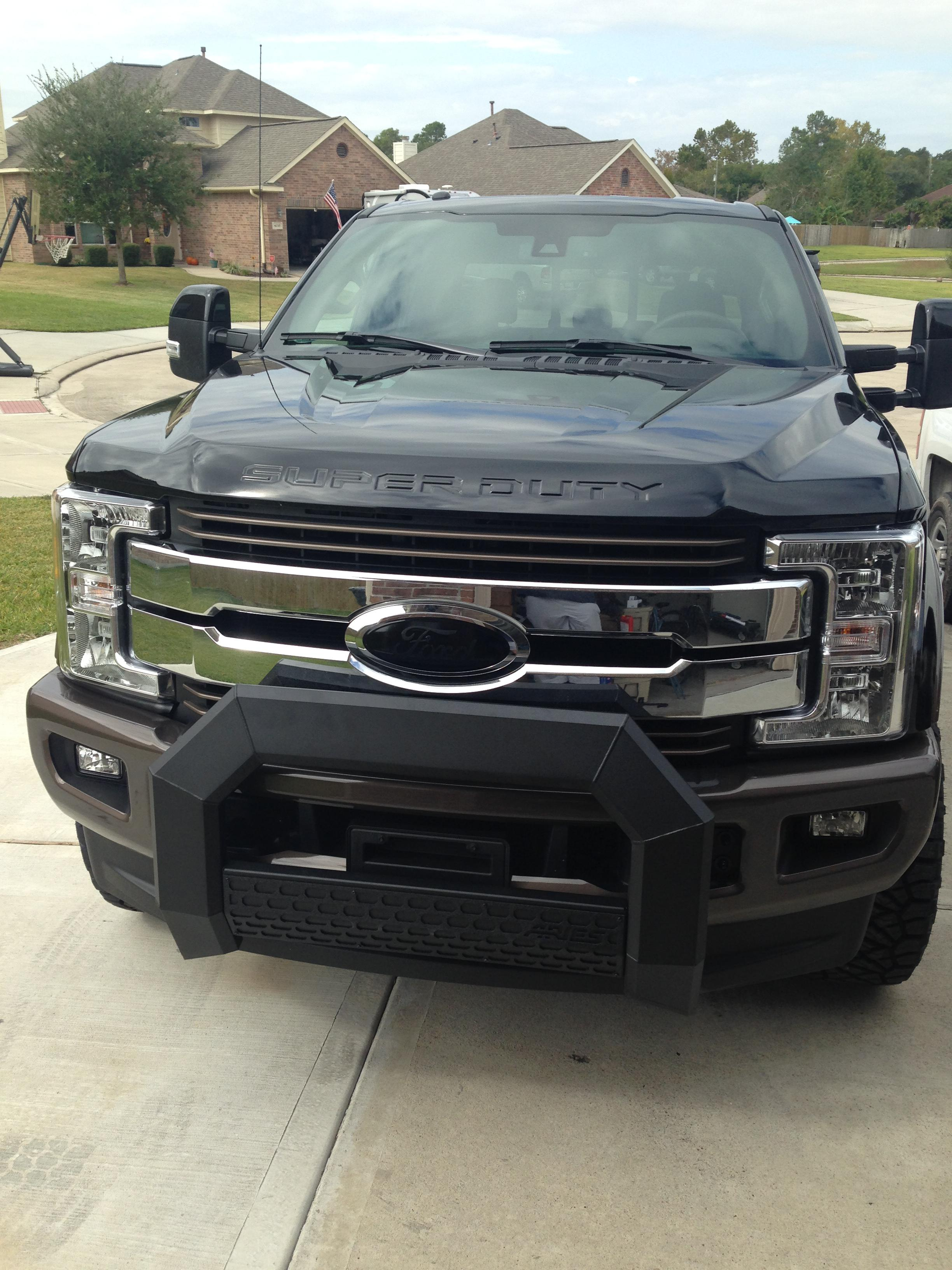 com ranch forum thumbnails forums ford thedieselstop attached king grille painted diesel