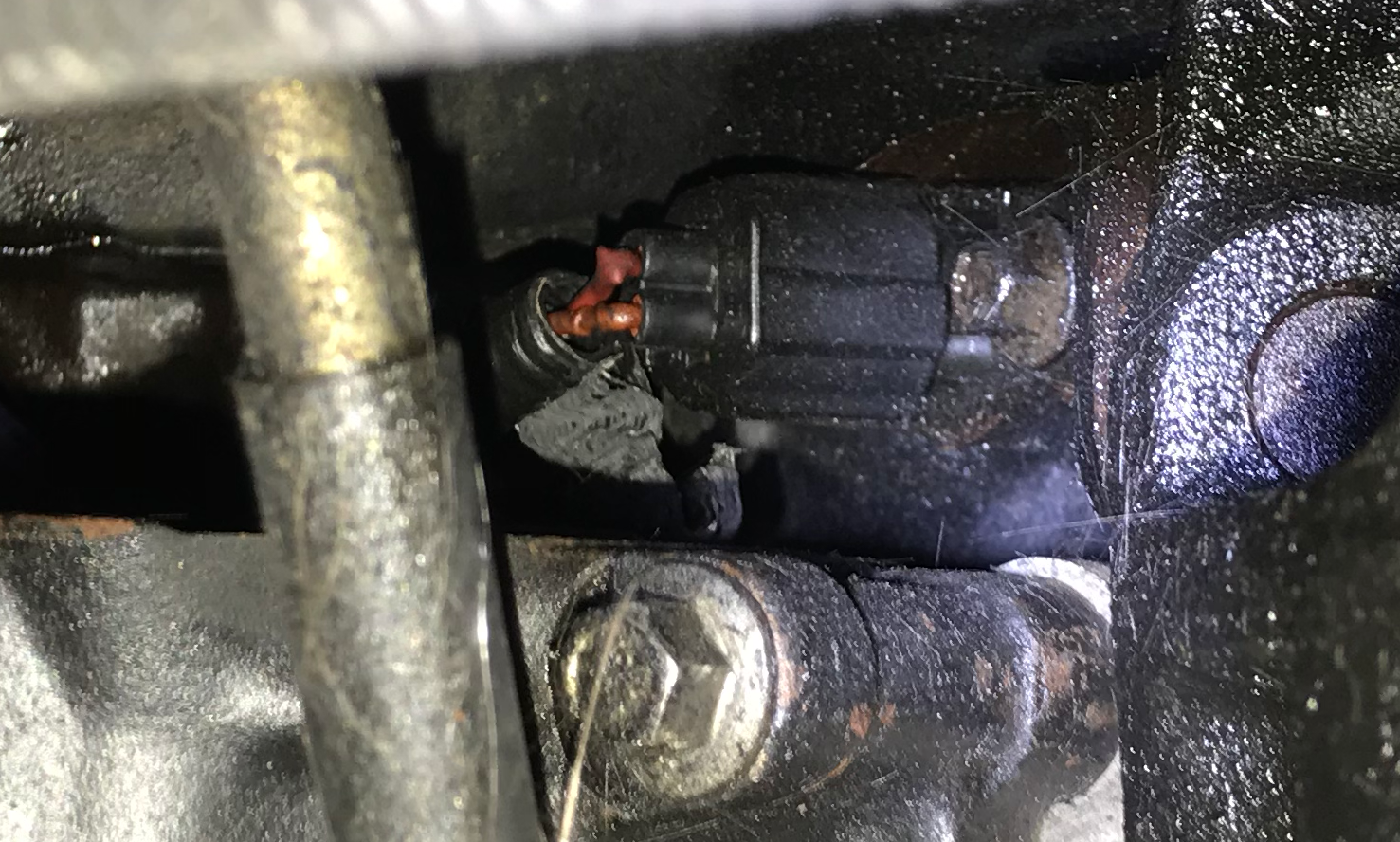Ford F150 Rough Idle When Hot