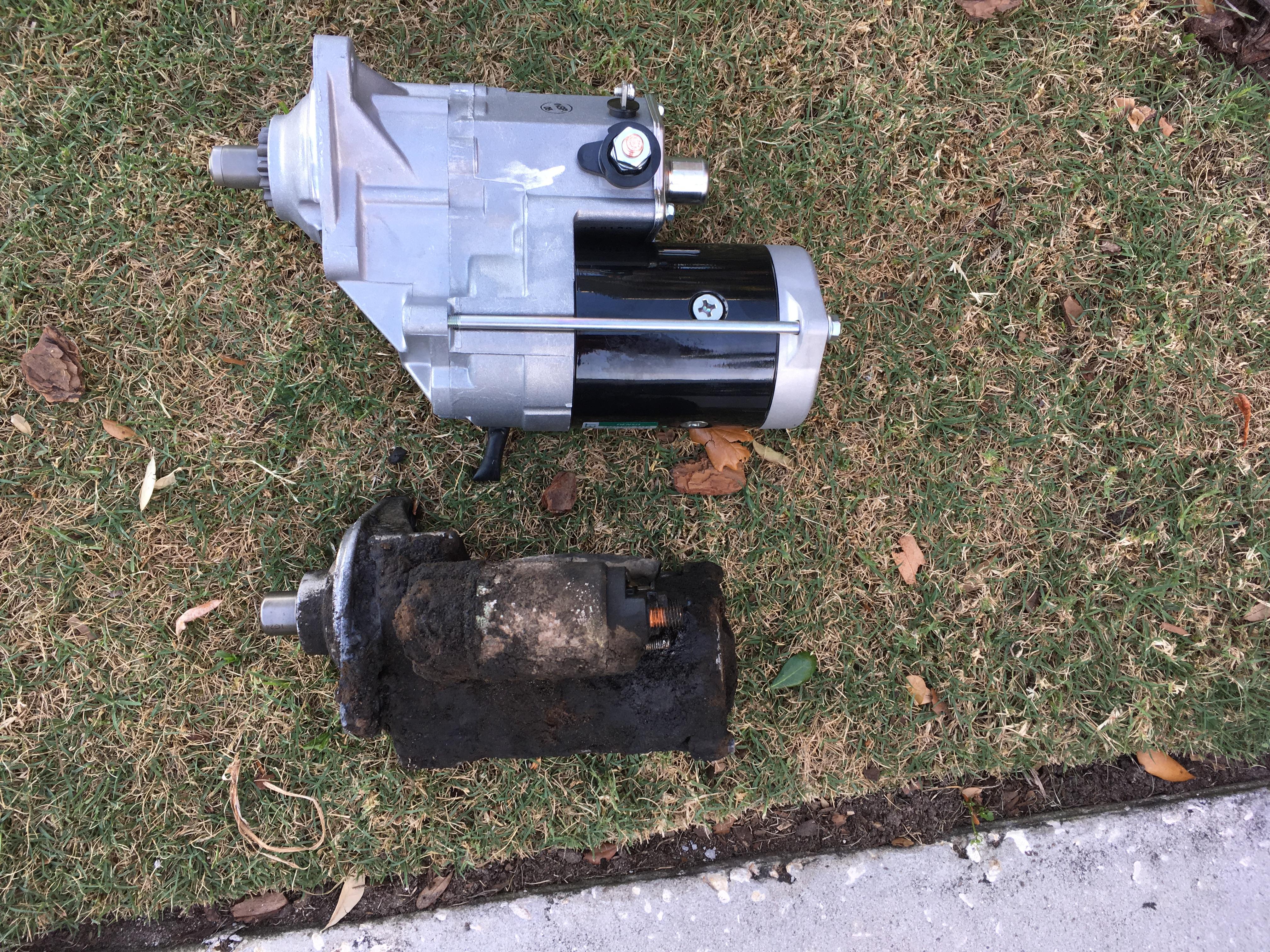 New starter noise - Ford Powerstroke Diesel Forum