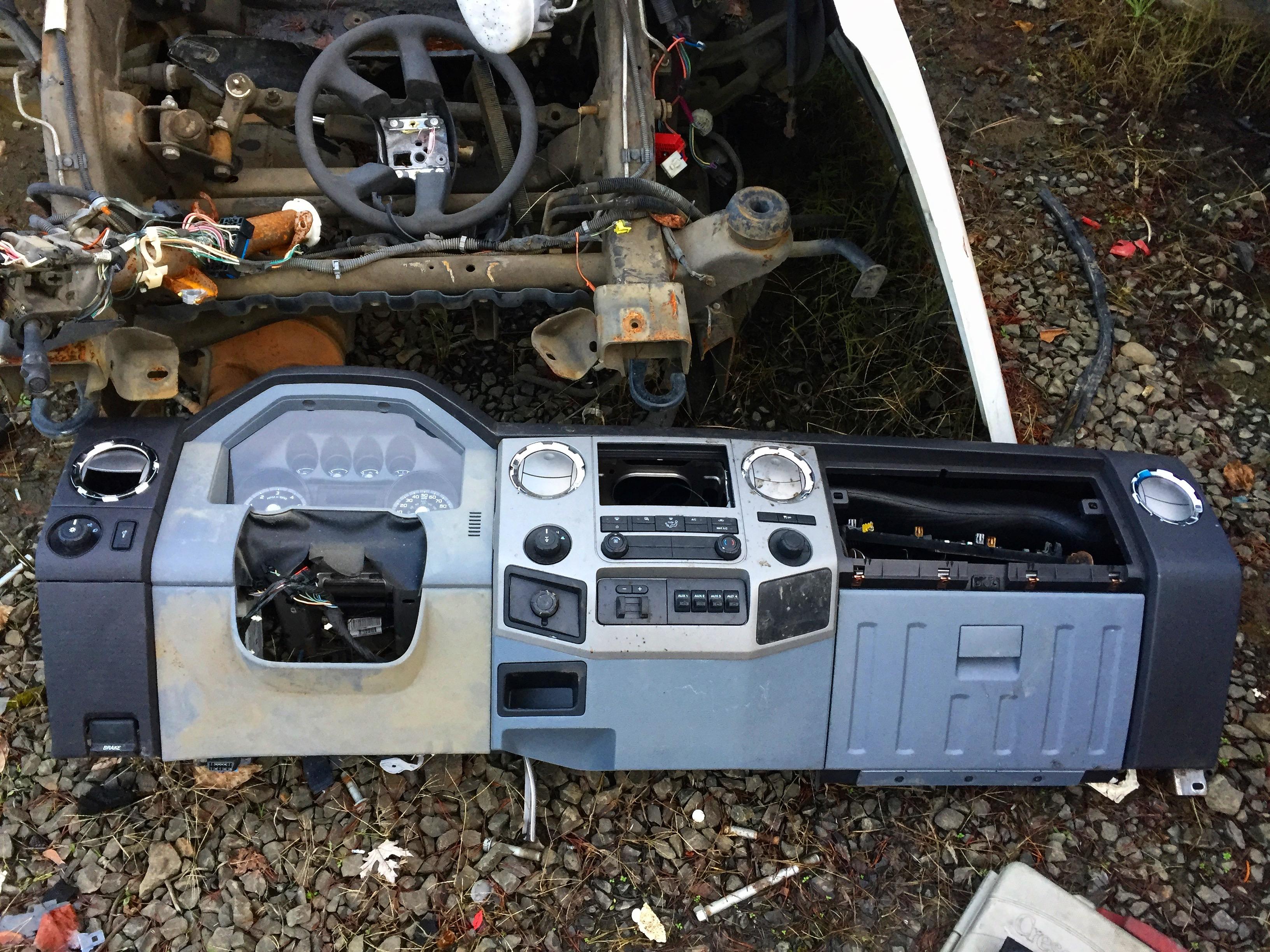 08 16 Dash Swap In My E99 7 3 Ford Powerstroke Diesel Forum