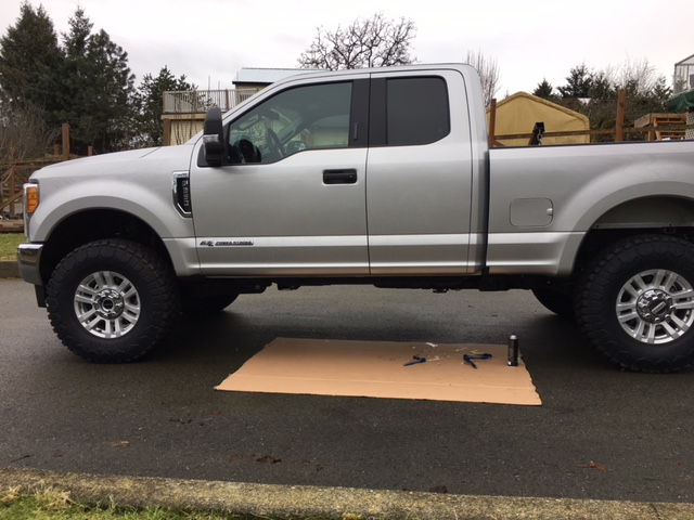 F250 King Ranch >> 2017 F350 Overland Build - Ford Powerstroke Diesel Forum
