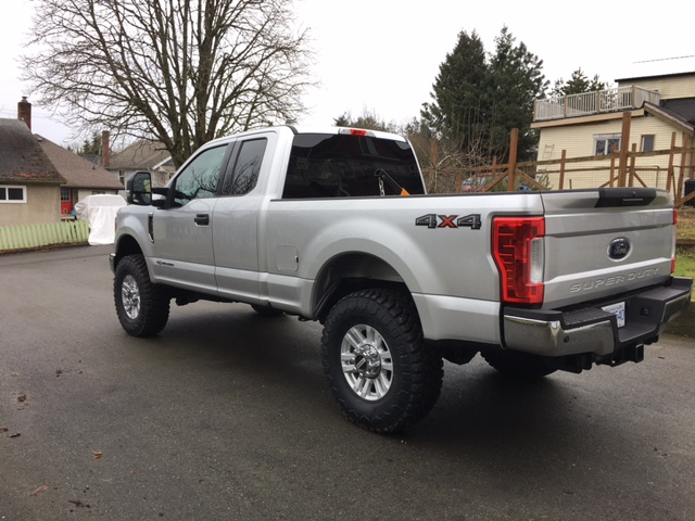 2017 F350 King Ranch >> 2017 F350 Overland Build - Ford Powerstroke Diesel Forum