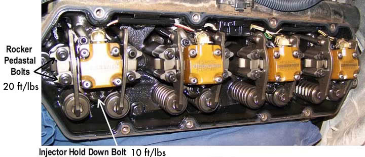 6 7 Powerstroke Problems >> 99 7.3 possible injector issue? glow plugs? blow-by? - Ford Powerstroke Diesel Forum
