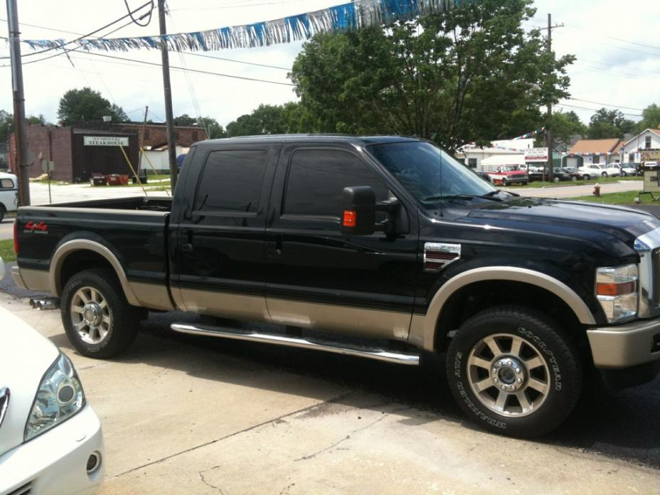 Ford F350 King Ranch >> 2008 King Ranch Build Completed - Ford Powerstroke Diesel ...