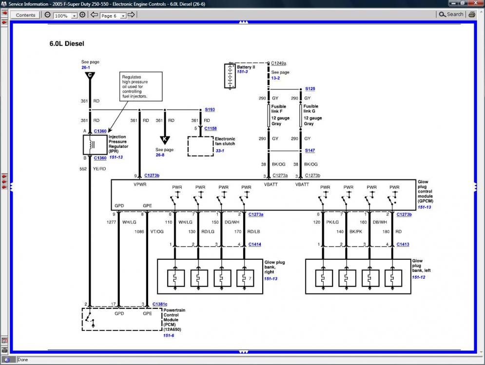 2006 Ford 6 0 Wiring Diagrams - Ote.carter-co.uk •  Ram Fuel Injector Wiring Harness Diagram on fuel injector rail diagram, fuel injector pump diagram, fuel injector engine diagram,