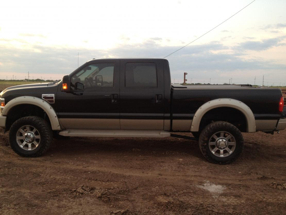 Ford Fort Worth >> King Ranch fender flares? - Page 2 - Ford Powerstroke