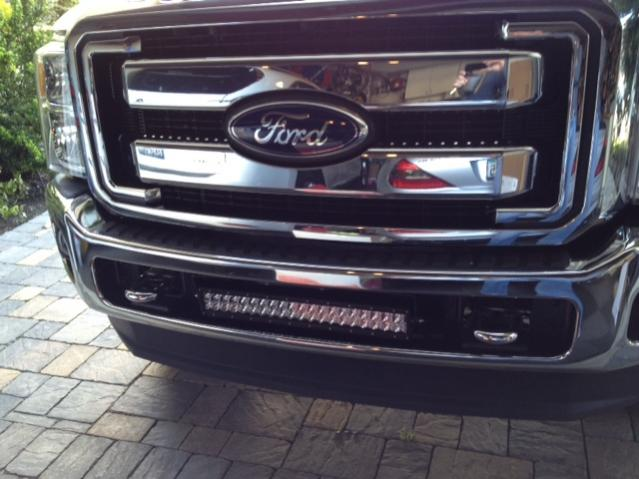 Anybody running the rigid 20 lower light bar kit page 2 ford click image for larger version name led 2g views 3107 size aloadofball Choice Image