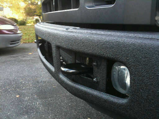 Linex Bumpers and rockers pics up - Ford Powerstroke ...