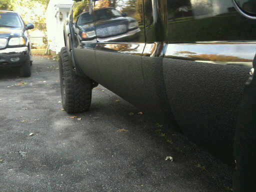 Linex Bumpers And Rockers Pics Up Ford Powerstroke