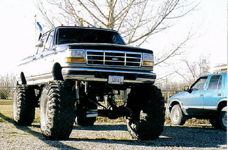 2 1/2 ton rockwell axels on 97 250???? - Ford Powerstroke ...