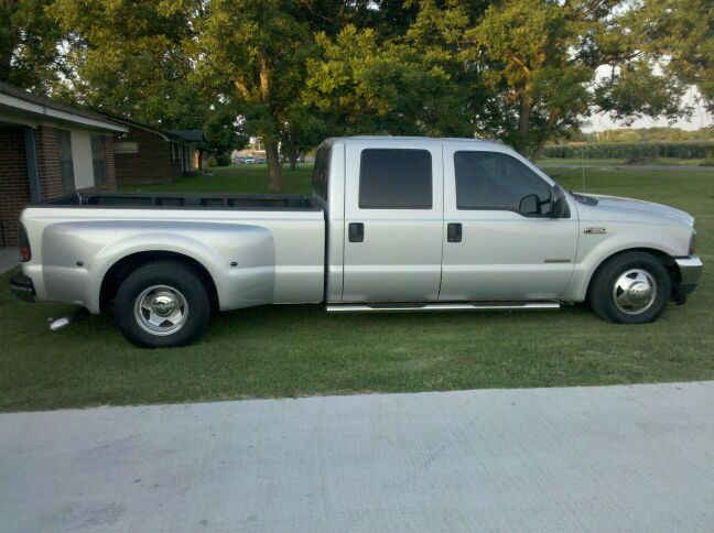 Drop Down Hitch >> Hauling With Lowered Dually - Ford Powerstroke Diesel Forum